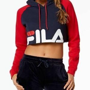 Fila Women's Cropped Sweater